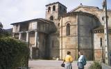 Cornellana, monasterio